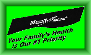 MasoN Vitamins Fifty Year Birthday Sale