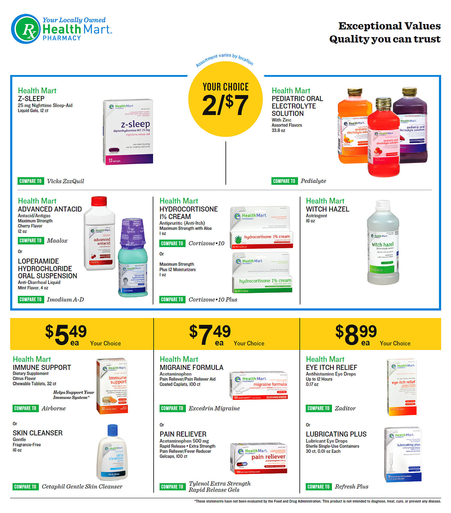 McKesson Savings June Sale Specials